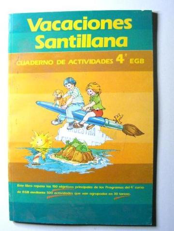 vacaciones+santillana